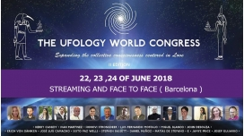 22, 23, 24 of June 2018 - THE UFOLOGY WORLD CONGRESS II Edition ( ENGLISH )