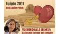 7 al 16 de abril de 2017  EGIPTO - Semana Santa con Xavier Pedro, Viaje a Egipto: Activando la llave del corazón.