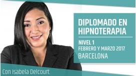 DIPLOMADO EN HIPNOTERAPIA NIVEL 1 ( Barcelona ) - Isabel Delcourt