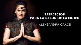 EJERCICIOS PARA LA SALUD DE LA MUJER CON ALEKSANDRA GRACE