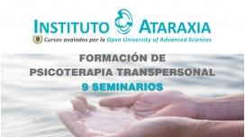 OFERTA - FORMACIÓN PSICOTERAPIA TRANSPERSONAL - 9 Seminarios