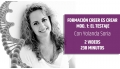 CREER ES CREAR - MÓDULO 1: El Testaje - por Yolanda Soria