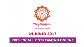 24 Junio 2017 - Congreso Vitoria Consciente