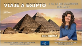 1 AL 11 DE DICIEMBRE DEL 2017 VIAJE A EGIPTO CON SOL AHIMSA