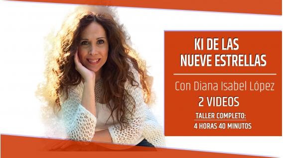 Ki de las nueve estrellas - Diana Isabel López Iriarte