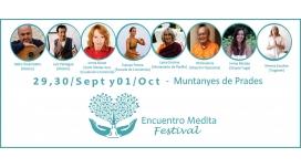 30 Sept. Encuentro Medita Festival ONLINE