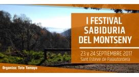I Festival Sabiduría del Montseny